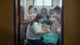 Fotograma de 'Overseas', de una escuela filipina.