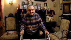 Luisa, la maestra más vieja sindicada en España tiene 106 años.