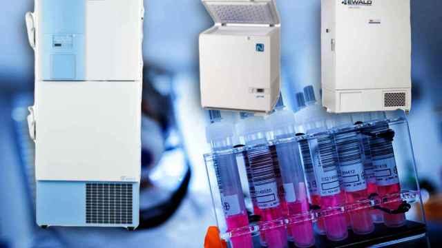 Estos son los congeladores para la vacuna de Pfizer a 8.000€ por los que ya se interesan las CCAA