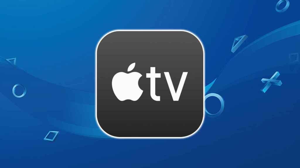 Apple TV en PlayStation.