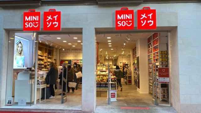 Miniso Madrid.