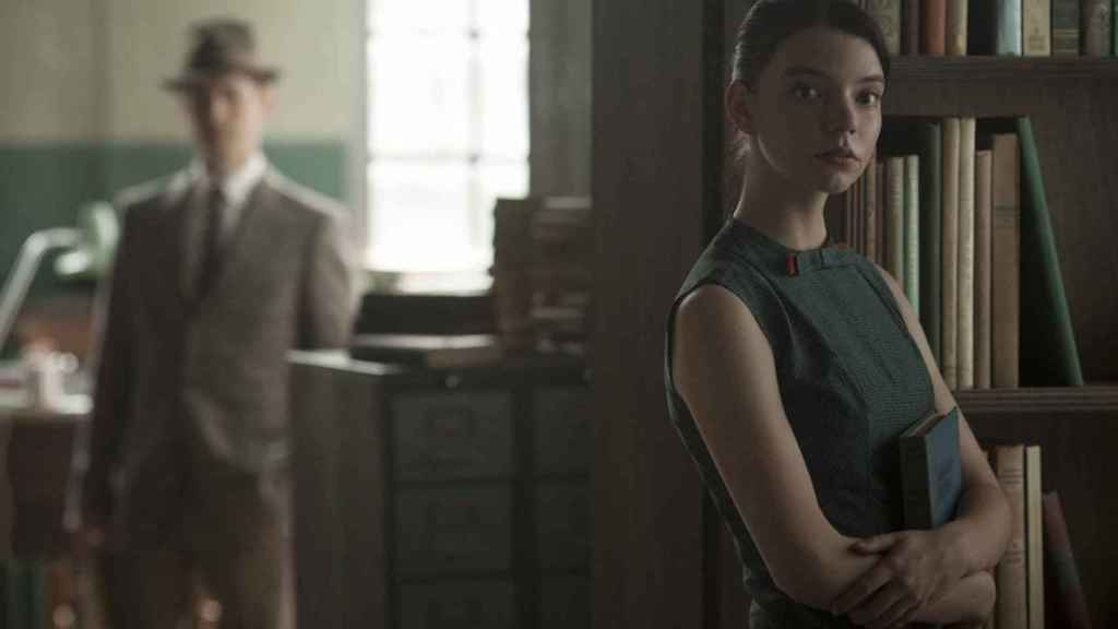 Anya Taylor-Joy en El secreto de Marrowbone
