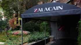 Puerta de Zalacaín.