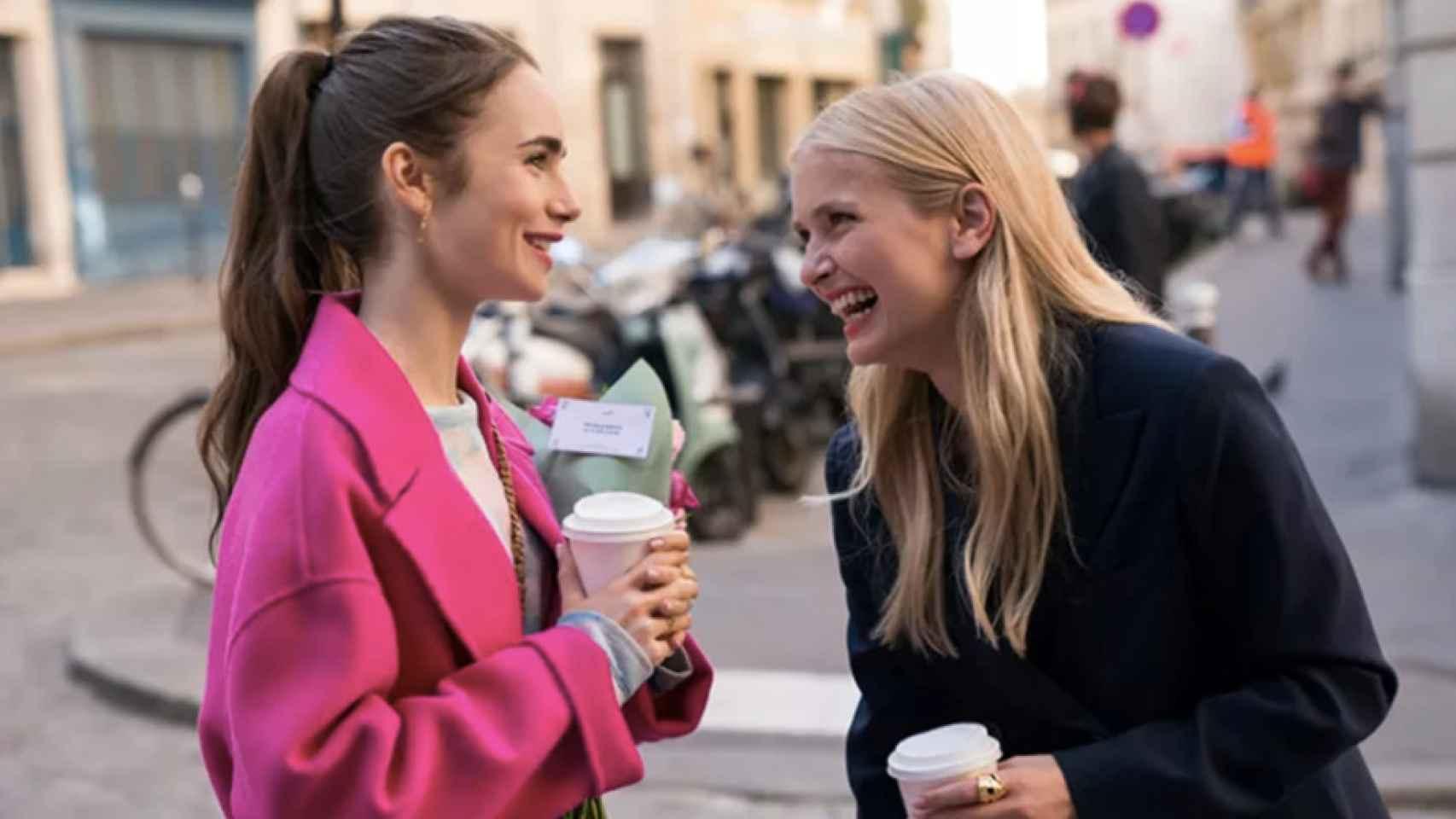 Emily in Paris' Temporada 2