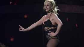 Britney Spears, en una de sus últimas actuaciones.
