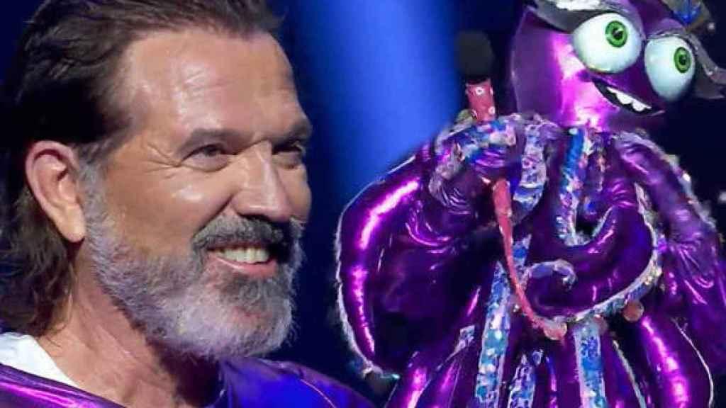 Pepe Navarro, en 'Mask Singer'.