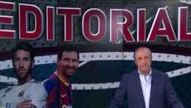 Josep Pedrerol, en Jugones
