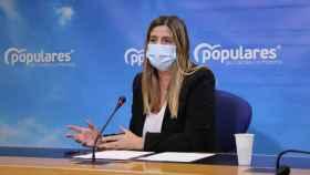 Carolina Agudo, secretaria general del PP de Castilla-La Mancha