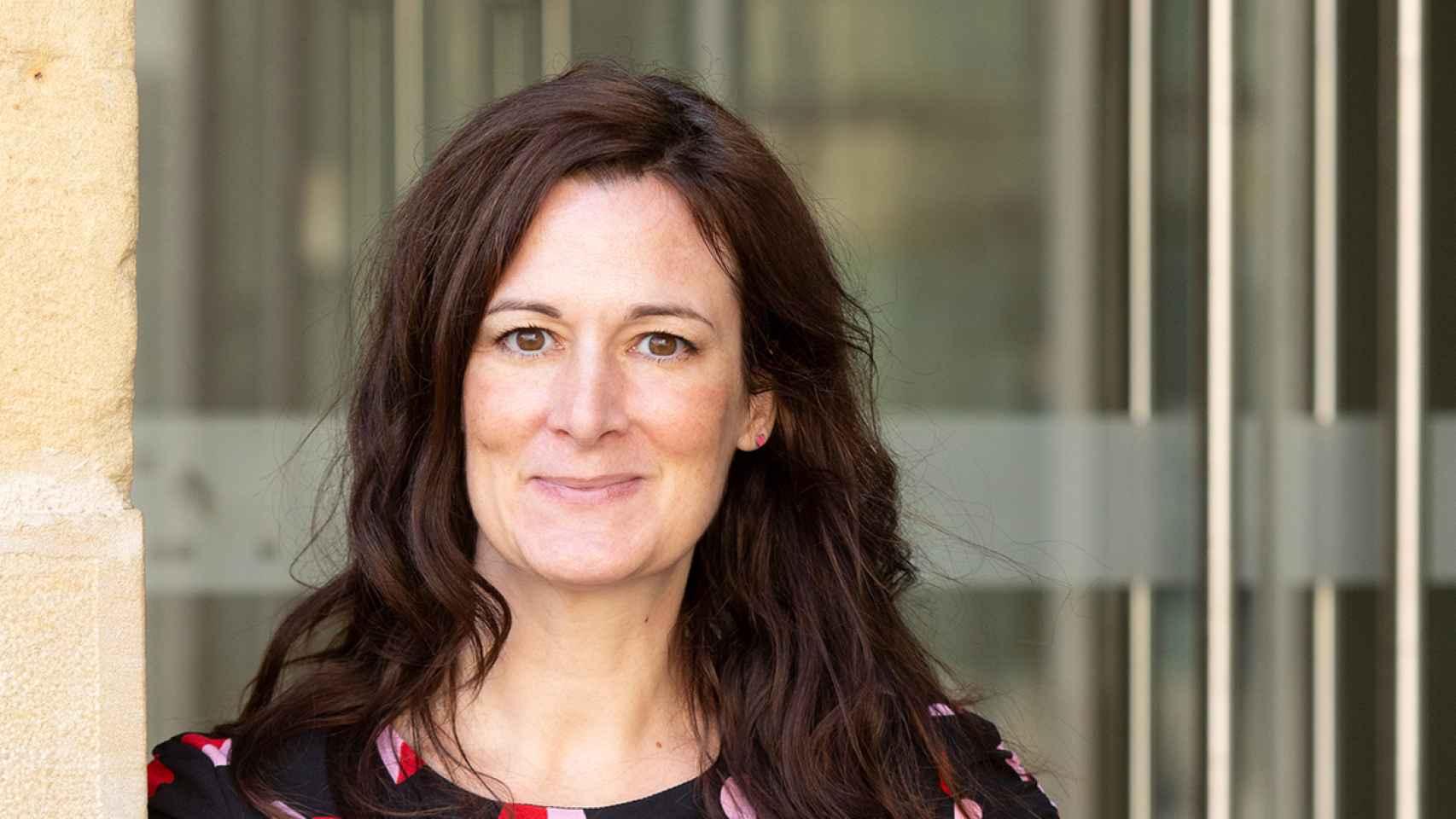 Gemma Galdon, experta en ética de la tecnología y fundadora de Eticas Consulting.