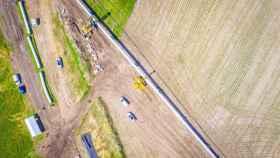 Ferrovial construirá un tramo del gaseoducto que conecta Noruega, Dinamarca y Polonia por 70 millones
