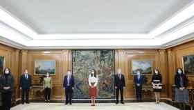 La AEEPP traslada a la Reina Letizia la preocupación por el futuro de los medios de comunicación