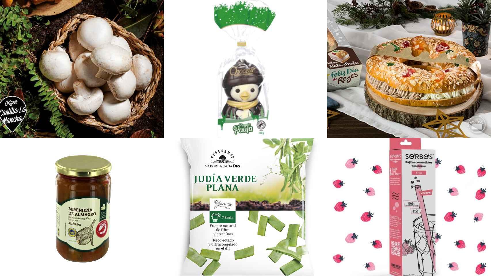 Los 25 productos de Dia, Mercadona, Alcampo, Lidl, Aldi y Carrefour: novedades y ofertas
