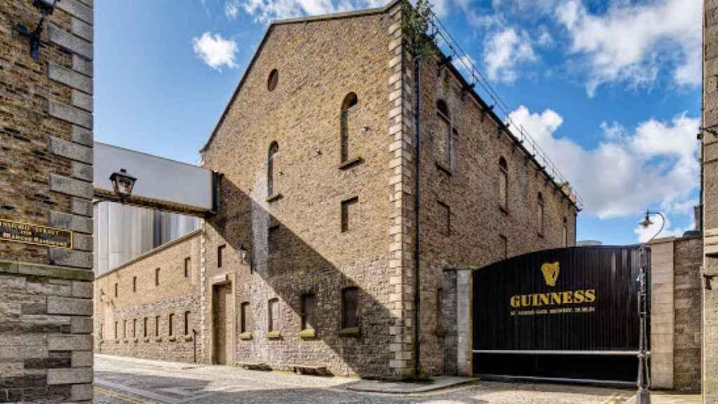 Guinness Storehouse.
