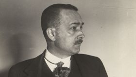 Ricardo De Orueta, el republicano que reivindica el PP en Málaga para su nueva biblioteca