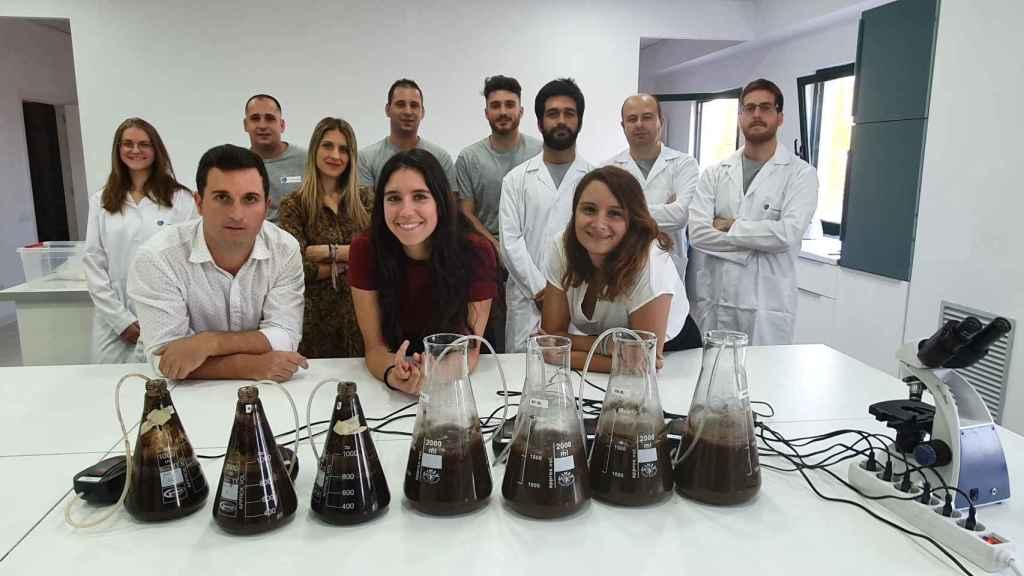 Equipo de VEnvirotech Biotechnology