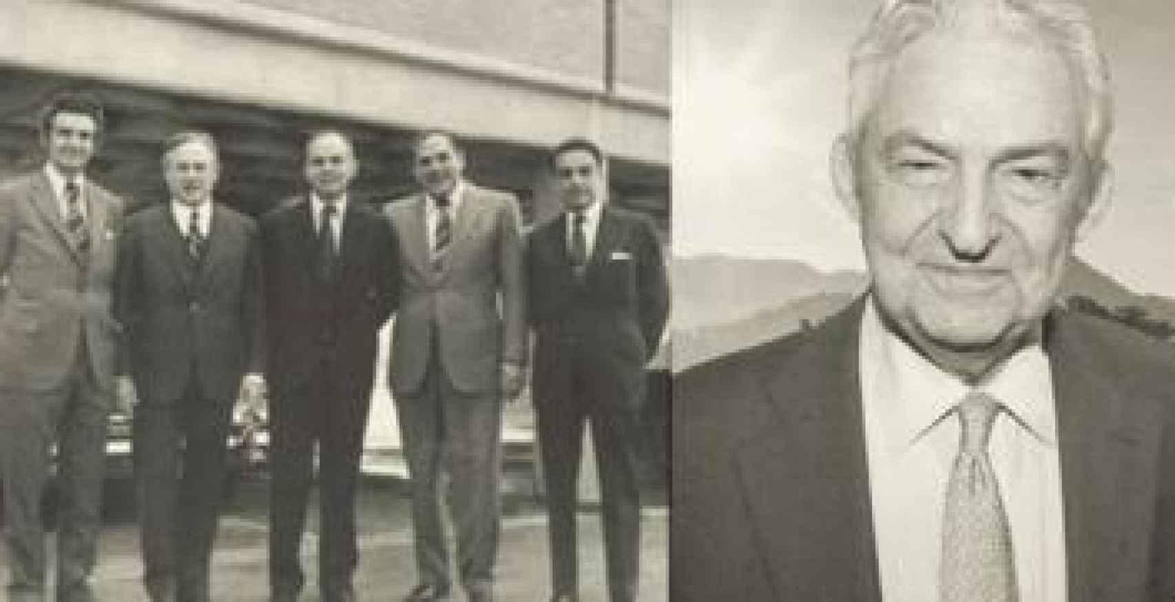 Los fundadores de Bimbo.