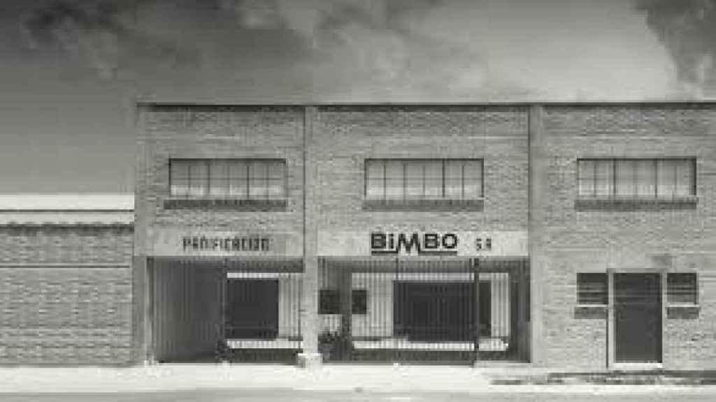 Antigua fábrica de Bimbo.