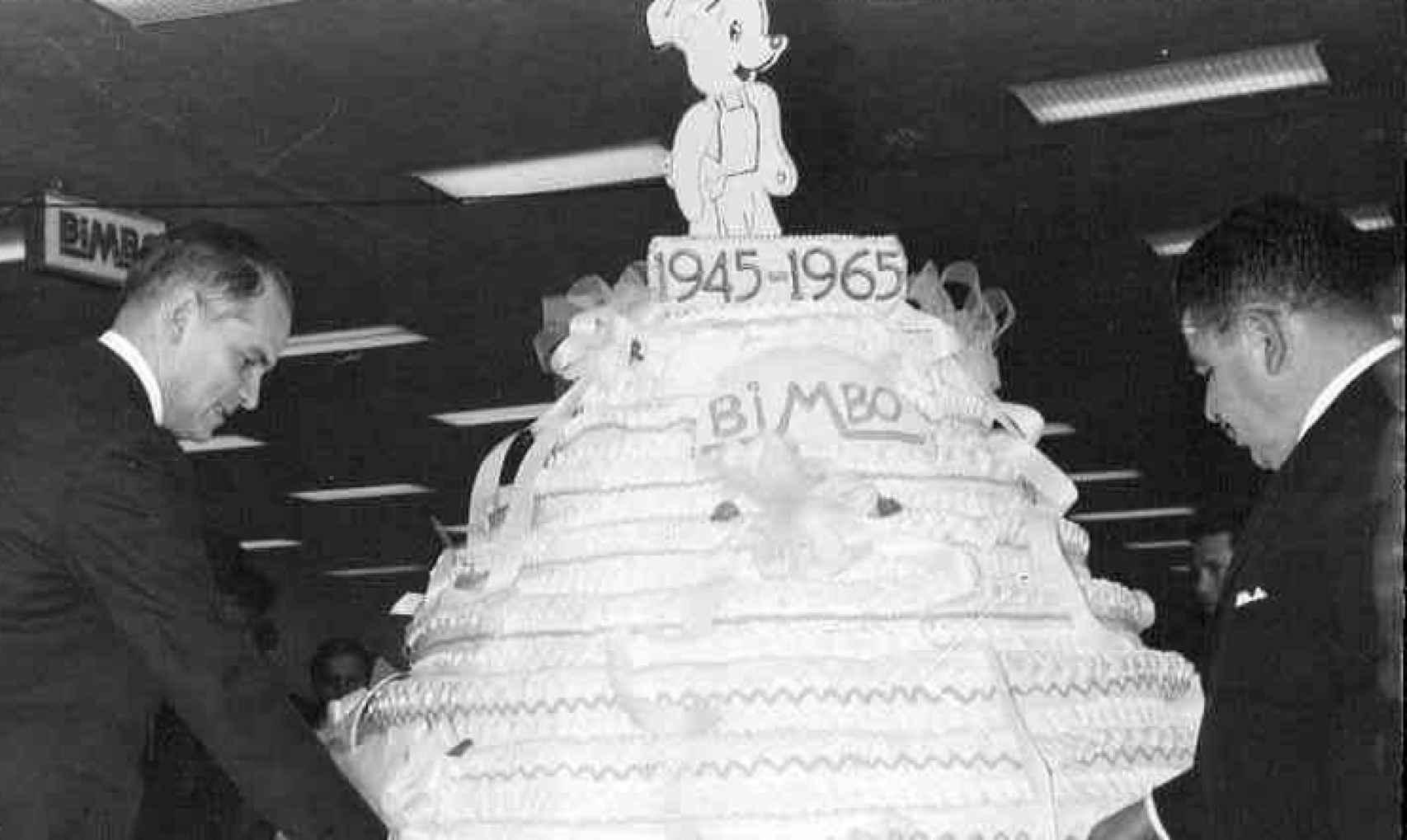 Celebración de los primeros 20 años de la empresa, en una imagen de archivo.