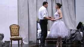 Estreno de la producción 'Rusalka', de Antonín Dvorak, en el Teatro Real de Madrid.