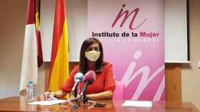 Pilar Callado, directora del Instituto de la Mujer de Castilla-La Mancha