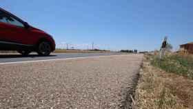 Una carretera en una imagen de archivo donde se produjo un accidente.