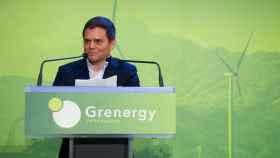 David Ruiz de Andrés, fundador y consejero delegado de Grenergy.