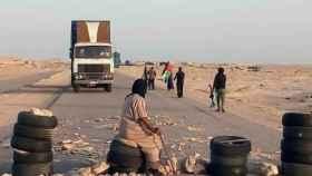 El ejército marroquí entra en el sur del Sáhara para romper bloqueo de Polisario