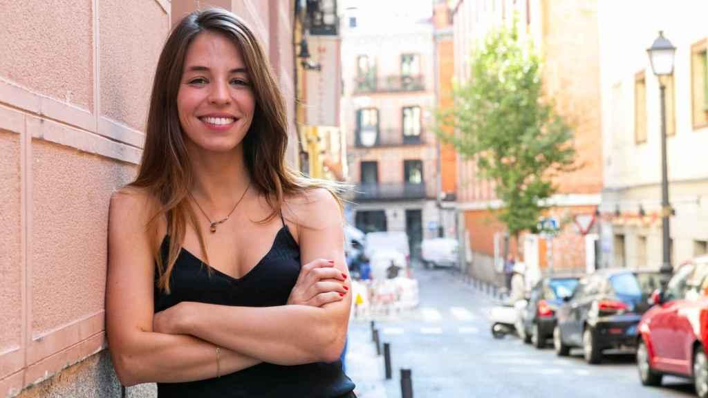 Joana Caminal, responsable de la comunidad de Nextdoor en España.