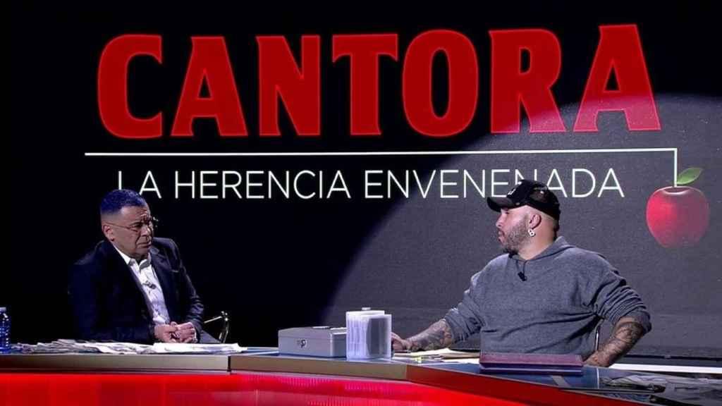 Kiko Rivera en 'Cantora: La herencia envenenada'