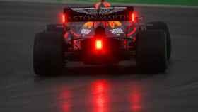 Max Verstappen, en el GP de Turquía