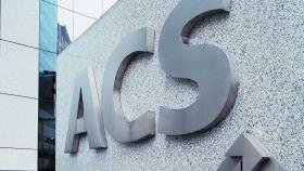 Imagen de la sede de ACS.
