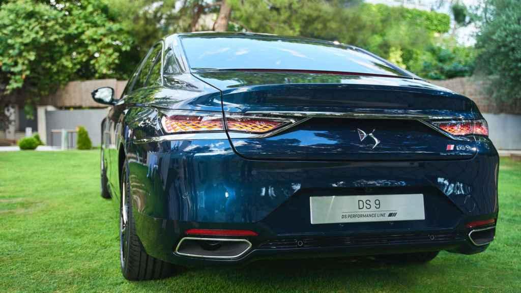 Este modelo es el coche más tecnológico del Grupo PSA.