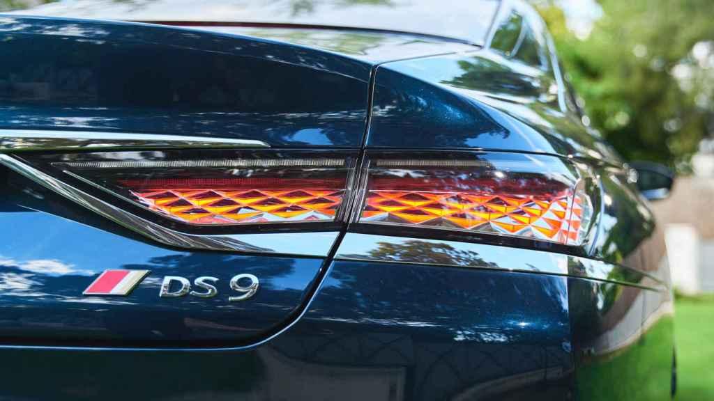 El DS 9 es el tercer modelo a la venta del DS tras el 3 Crossback y el 7 Crossback.