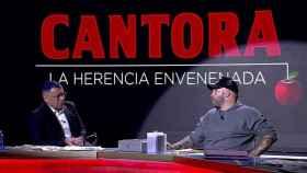 Jorge Javier Vázquez y Kiko Rivera