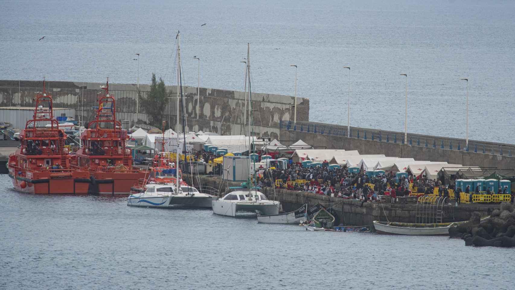 Canarias, las islas de los desesperados