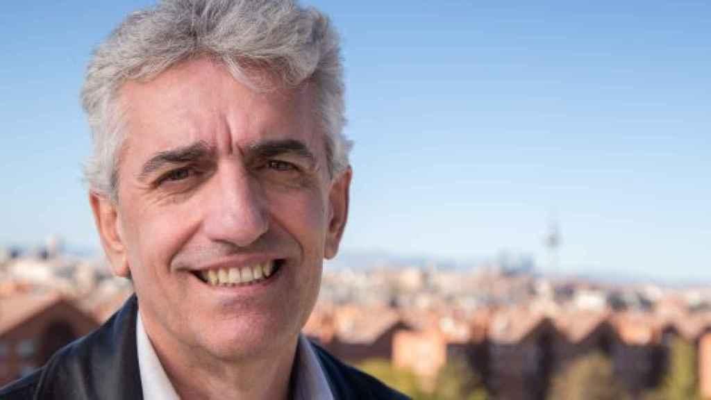Luis Nieto, candidato a liderar Podemos en Madrid.