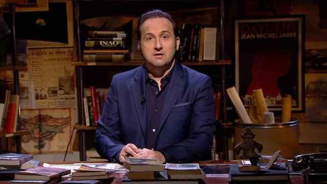 Iker Jiménez en 'Cuarto Milenio'