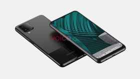 Así será el Galaxy M12: filtrado el diseño del nuevo gama media de Samsung
