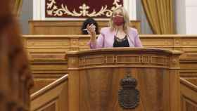 Carmen Picazo, diputada de Cs en las Cortes de Castilla-La Mancha