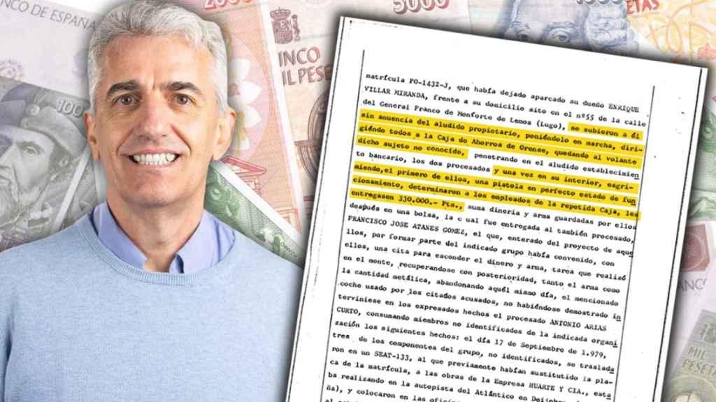 José Luis Nieto, candidato a liderar Podemos Madrid y la sentencia de su condena.