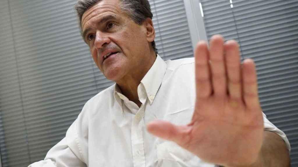 Juan Fernando López Aguilar, exministro de Justicia y miembro del Parlamento Europeo.
