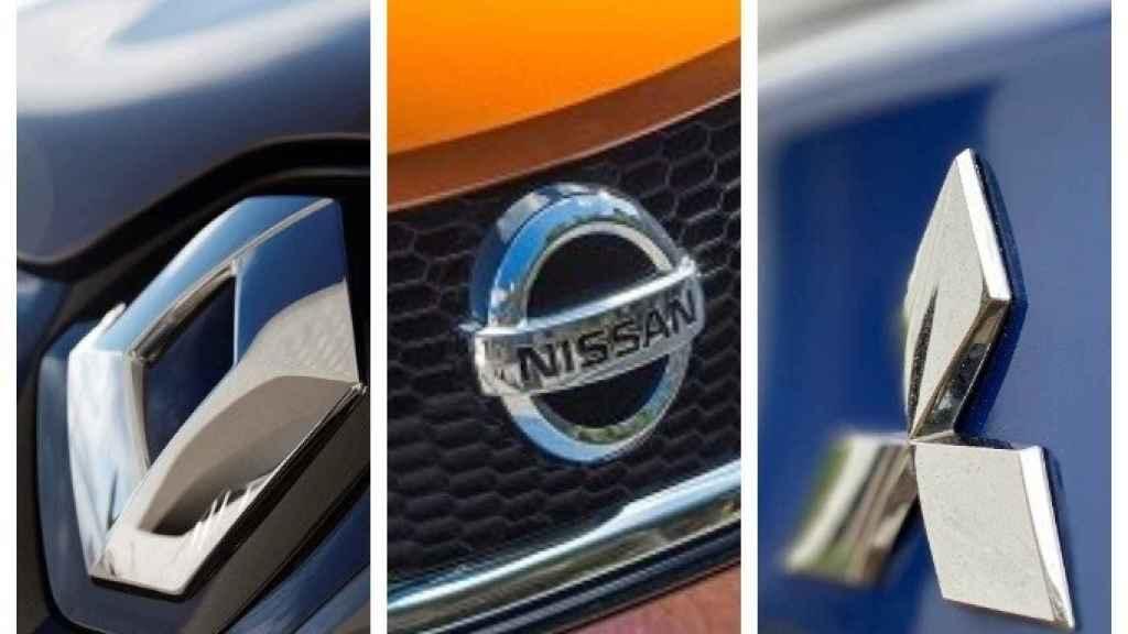 Nissan, Renault y Mitsubishi forman parte de una alianza comercial