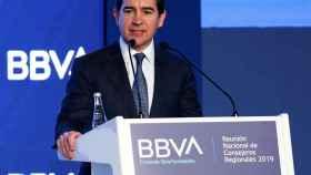 Carlos Torres, presidente del BBVA, en una imagen de archivo.