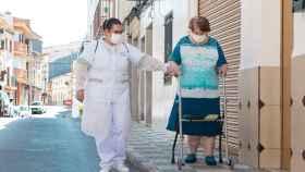 Servicio de ayuda a domicilio en Jaén.