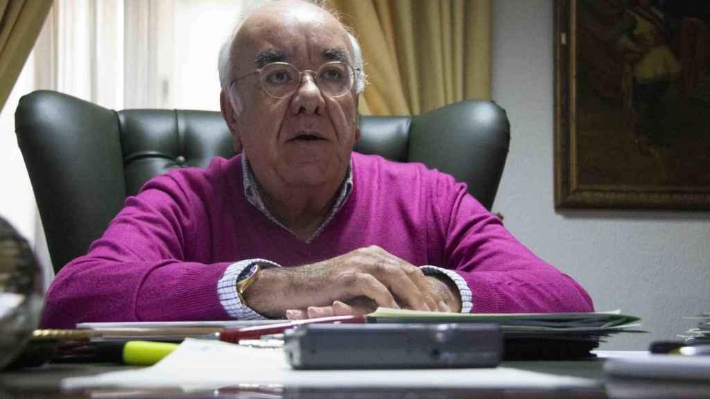 Juan Pedro Cosano, abogado que ejerció la acusación particular en los dos juicios.