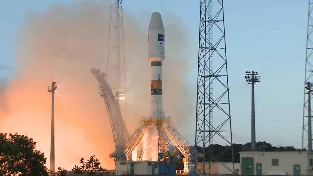 Despegue cohete Vega