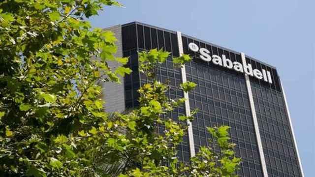 Una de las sedes de Banco Sabadell.