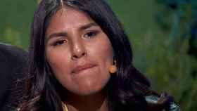 Isa Pantoja en 'La casa fuerte'