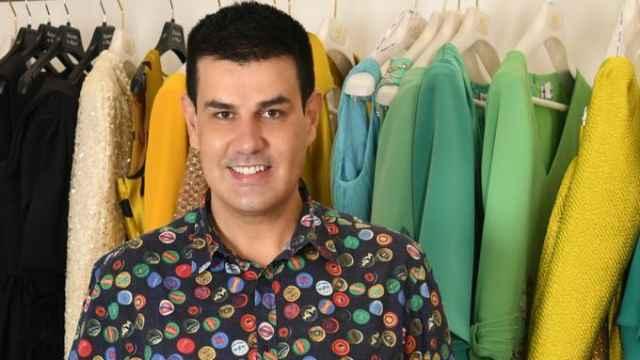 El diseñador Alejandro de Miguel.