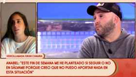 Anabel Pantoja, hablando de la 'guerra' entre Kiko Rivera e Isabel Pantoja.